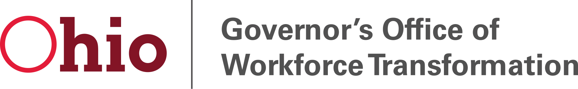 Workforce Ohio Logo